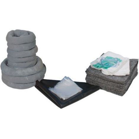 55-Gallon Eco-Friendly Replacement Kits - Spill Type: Universal