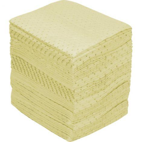 Fine Fibre Sorbent Pads - Industrial Grade - Light Weight - Absorbency/Pkg.: 40 Gallons