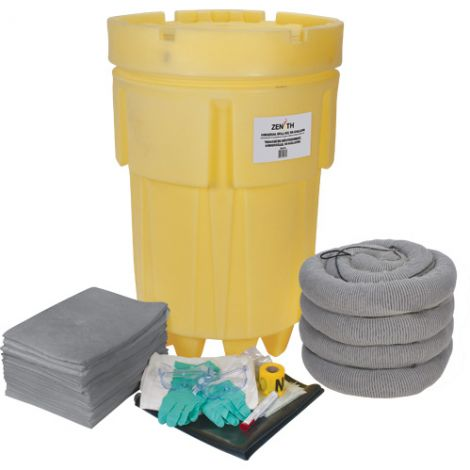 95-Gallon Economy Mobile Spill Kits - Spill Type: Universal