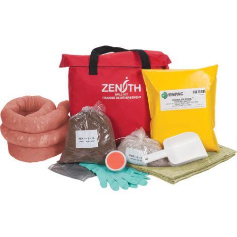 17-Gallon Western Canada Spill Kits - Spill Type: Hazmat