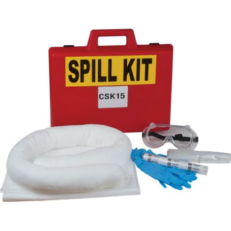 First Responders Spill Kits - Spill Type: Oil Only