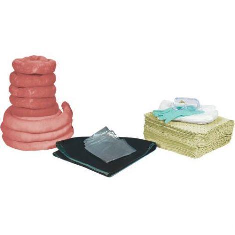55-Gallon Replacement Kits - Spill Type: Hazmat