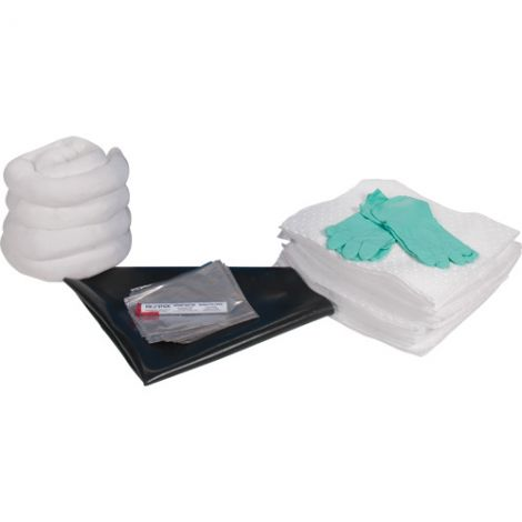 30-Gallon Shop Replacement Kits - Spill Type: Oil only