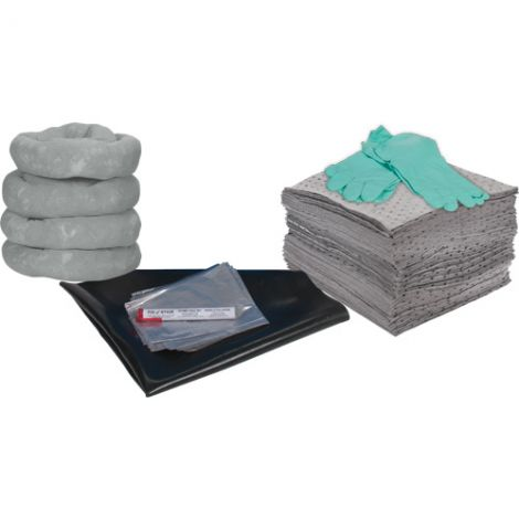 30-Gallon Shop Replacement Kits - Spill Type: Universal