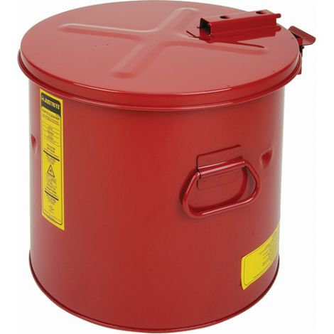 Wash Tanks - Capacity: 6 gal.