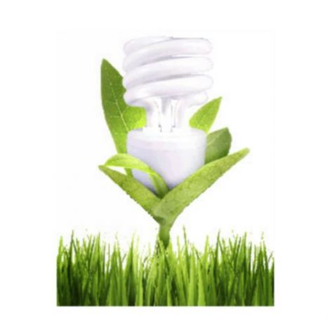 SaniBulb™ - 25W Cool White (5700 K)  100W Incandescent Bulb Replacement