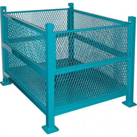 Open Mesh Containers - Capacity: 3000 lbs.
