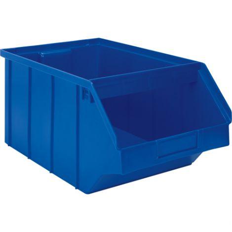 "Plastic Stackbins® - Outside Width: 12"" - Outside Depth: 21""- Case Qty: 4"