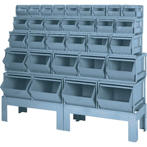 Pre-Engineered Bin Combinations - 31-Compartment System