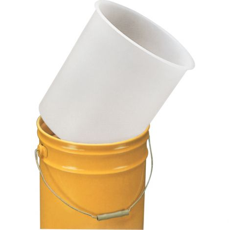 Pail Inserts - Material: LDPE - Size: 5 Gal. - Qty/Case: 100