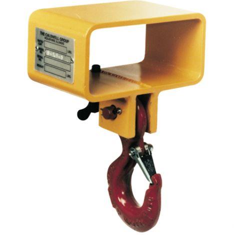 """Single Fork Hook - Swivel Hook-  Fork Pocket: 4 1/2""""W x 2 1/2""""H"""