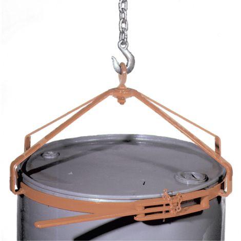 Manual Vertical Drum Lifter