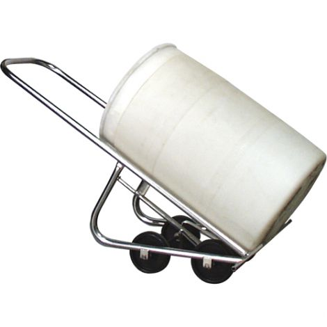 Multi Purpose Stainless Steel Drum Truck