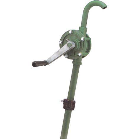 Rotary Type Drum Pump - Pump Material: Polypropylene