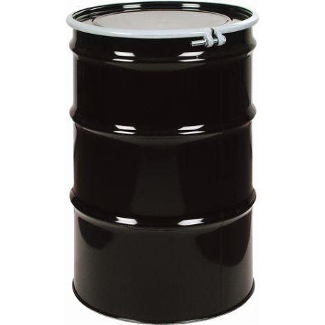 Steel Drums - Drum Size: 55 US gal (45 imp. gal.) - Open Top
