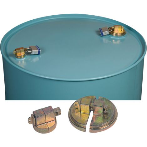 Drum Locks - For Drums: Steel - Keyed Different