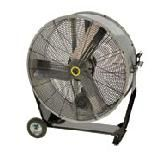 "36"" Belt Drive Drum Fans - No. of Speeds: 2"