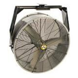 "Direct Drive 4-in-1® Drum Fan - Blade size: 36"" - Type: Wall Mounted"