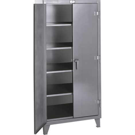 """Rough and Tough Storage Cabinets - 24""""D x 72""""W x 72""""H"""