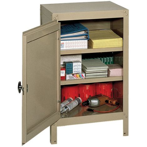 """Compact Cabinet -  21""""W x 15""""D x 35""""H"""