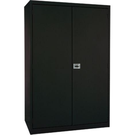 Deep Hi-Boy Storage Cabinet - Colour Black