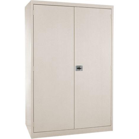 All-Welded Deep Hi-Boy Storage Cabinet - Colour Beige