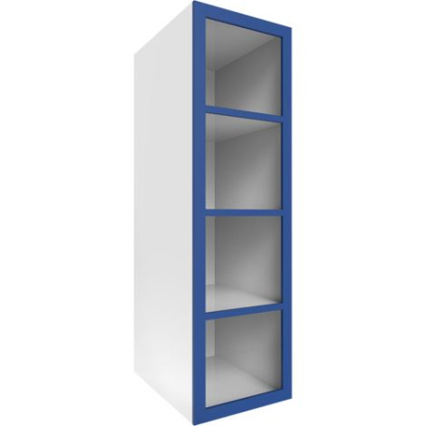 Cubby Locker - 4 Tiers - Bank of 1 - Colour: Dark Blue