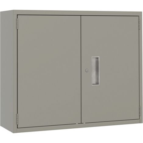Wall Hung Storage Cabinet - Colour: Grey