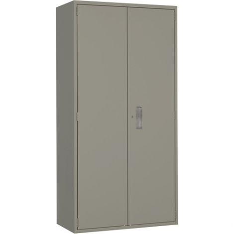Wardrobe Storage Cabinet - Colour Grey