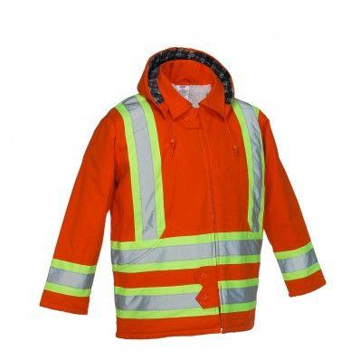 Safety Lined Parka - Size 2XL