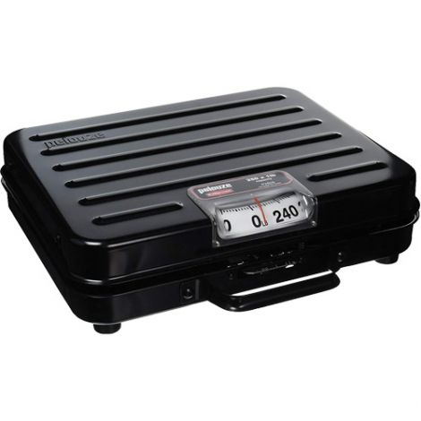Briefcase/Utility Mechanical Receiving Scales - Capacity: 250 lbs.