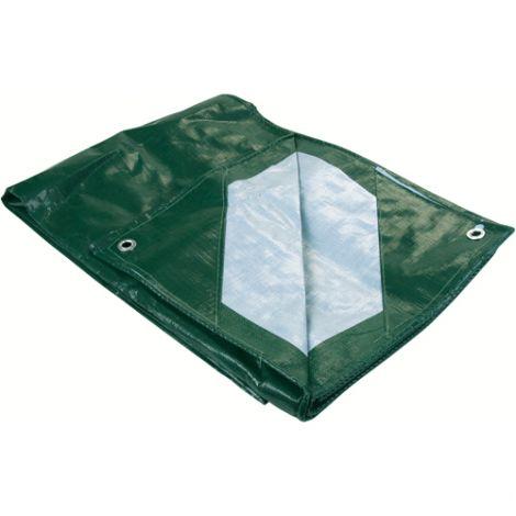 Polyethylene Tarpaulins - Dimensions: 6' x 8' - Qty/Case: 18