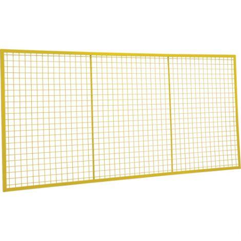 Perimeter Guard, Mesh Panel - Height: 4' - Width: 8'