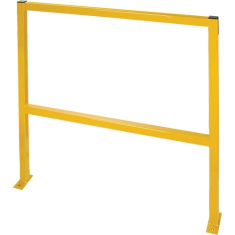 Perimeter Guard, Tubular Style /Starter Section - Width: 4' - Height: 4.125'