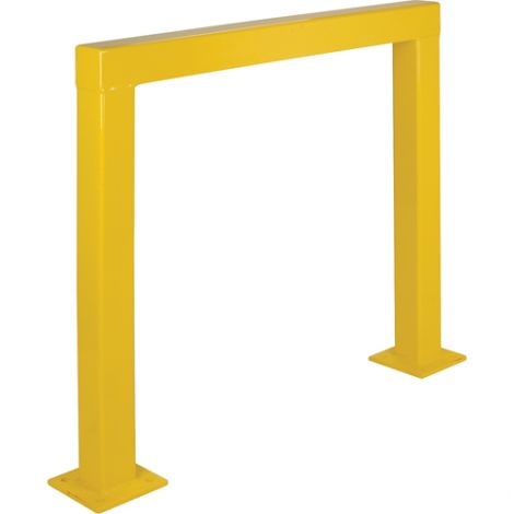 Safety Guards - Width: 4' - Height: 3.5'