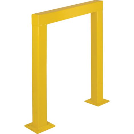 Safety Guards - Width: 3' - Height: 3.5'