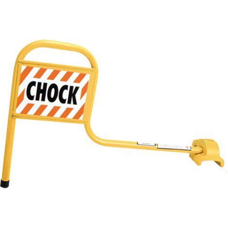 Rail Chocks - No. of Chocks: 1 - Rail Type: Flushed Rail