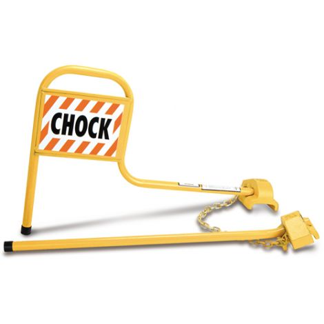 Rail Chocks - No. of Chocks: 2 - Rail Type: Exposed Rail