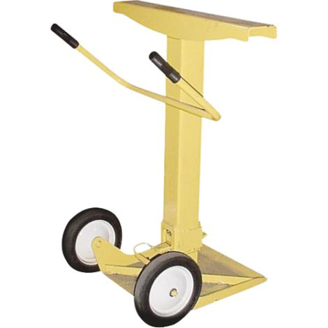 Auto Stand Trailer Stabilizing Jack - Lifting Capacity: 50 tons