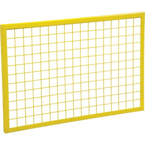 Wire Mesh Partition Panel - Dimensions: 3'W x 2'H