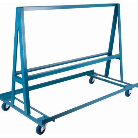 """A-Frame Sheet/Panel Trucks - 36""""W x 72""""D"""