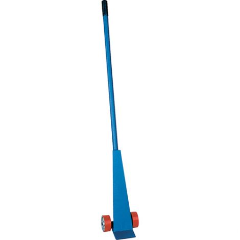 """Pry Dolly - Handle: Steel - Capacity: 5000 lbs. - Nose Plate: 6"""" x 3-1/2"""""""