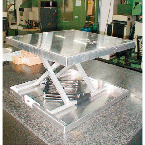 "Lift-Tool™ Table Top Lifts - Platform Dimensions: 23""L x 22""W - Capacity: 300 lbs."
