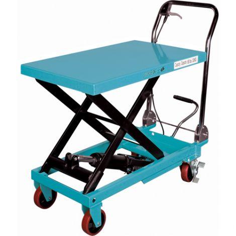 """Hydraulic Scissor Lift Table - Platform Dimensions: 32""""L x 19-3/4""""W"""
