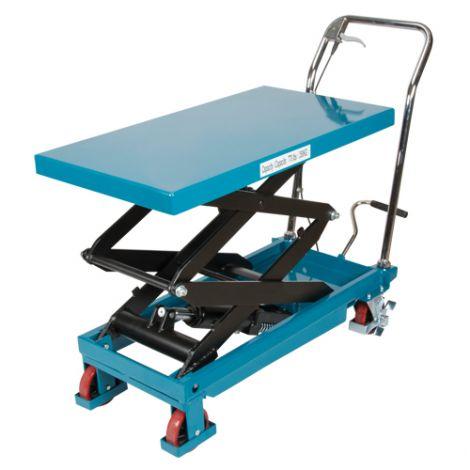 """Hydraulic Scissor Lift Table - Platform Dimensions: 35-3/4""""L x 19-3/4""""W"""
