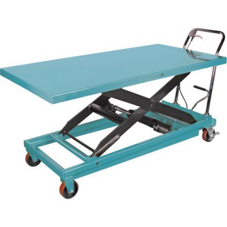 """Hydraulic Scissor Lift Table - Platform Dimensions: 63""""L x 31-7/8""""W"""
