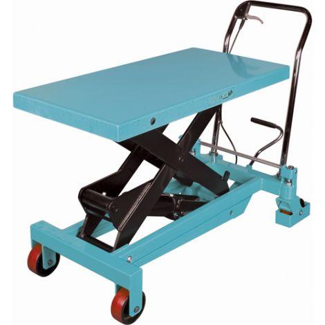 """Hydraulic Scissor Lift Table - Platform Dimensions: 40""""L x 20-1/8""""W"""