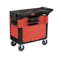 Trades Carts w/Lockable Cabinet