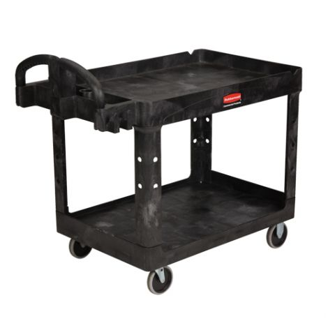 """Heavy Duty Utility Cart - Overall Dimensions: 25-7/8""""W x 45-1/4""""D x 38-1/4""""H"""