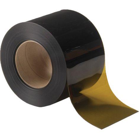 "Strip Curtain Doors - Bulk Rolls - Strip Width: 8"" - Strip Thickness: 0.080"" - Strip Length: 300'"